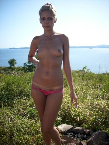 Une jeune femme coquine de Bagnols-sur-Cèze pour du sérieux